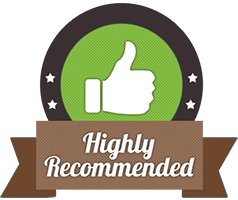 highly-recommended-badge